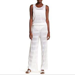 NWOT Free People Shasta Knit Striped Pant Medium